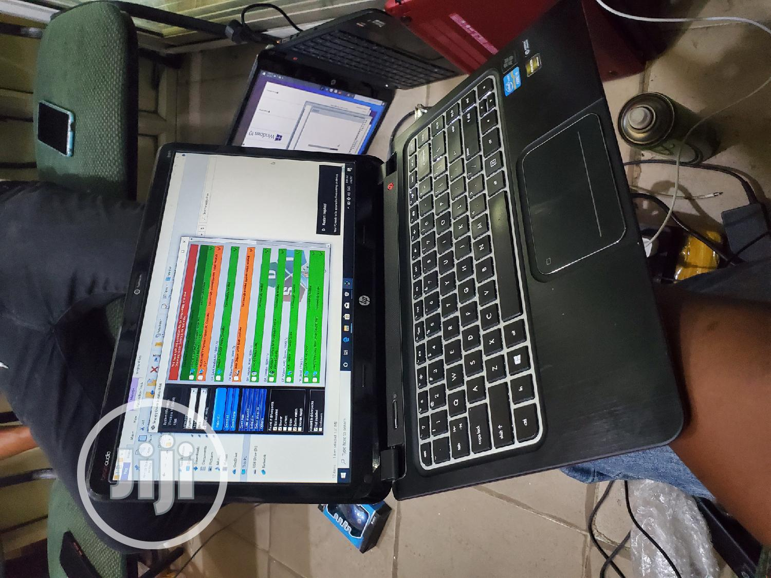 Laptop HP Envy Ultrabook 4 4GB Intel Core I5 HDD 500GB | Laptops & Computers for sale in Ikeja, Lagos State, Nigeria