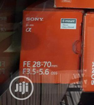 Sony 28-70mm Kit Lens | Accessories & Supplies for Electronics for sale in Lagos State, Ikeja