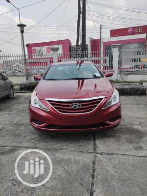 Hyundai Sonata 2011 Red   Cars for sale in Rivers State, Port-Harcourt
