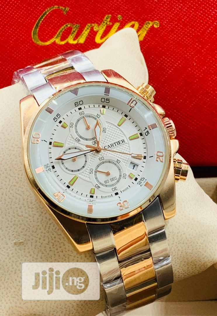 Quality Cartier Wrist Watch | Watches for sale in Lagos Island (Eko), Lagos State, Nigeria