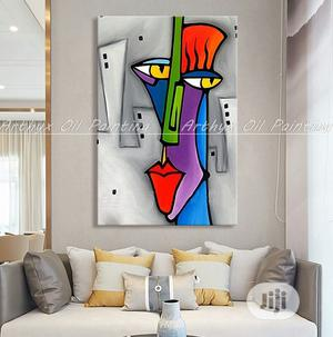 Hand Painted Cartoon Oil Paintings on Canvas | Home Accessories for sale in Lagos State, Surulere