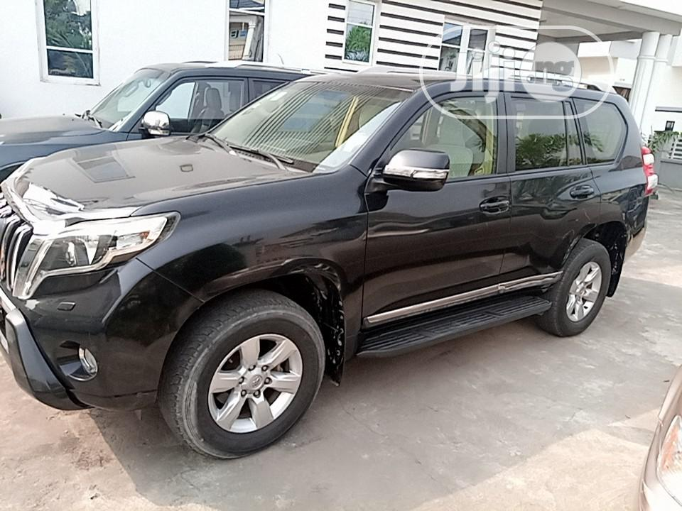 Archive: Toyota Land Cruiser Prado 2015 VX Black