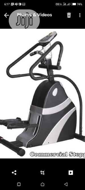 Standard Fully Commercial Stepper   Sports Equipment for sale in Lagos State, Victoria Island