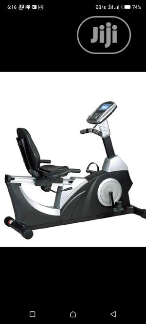 Fully Commercial Recumbent Bike | Sports Equipment for sale in Lagos State, Victoria Island