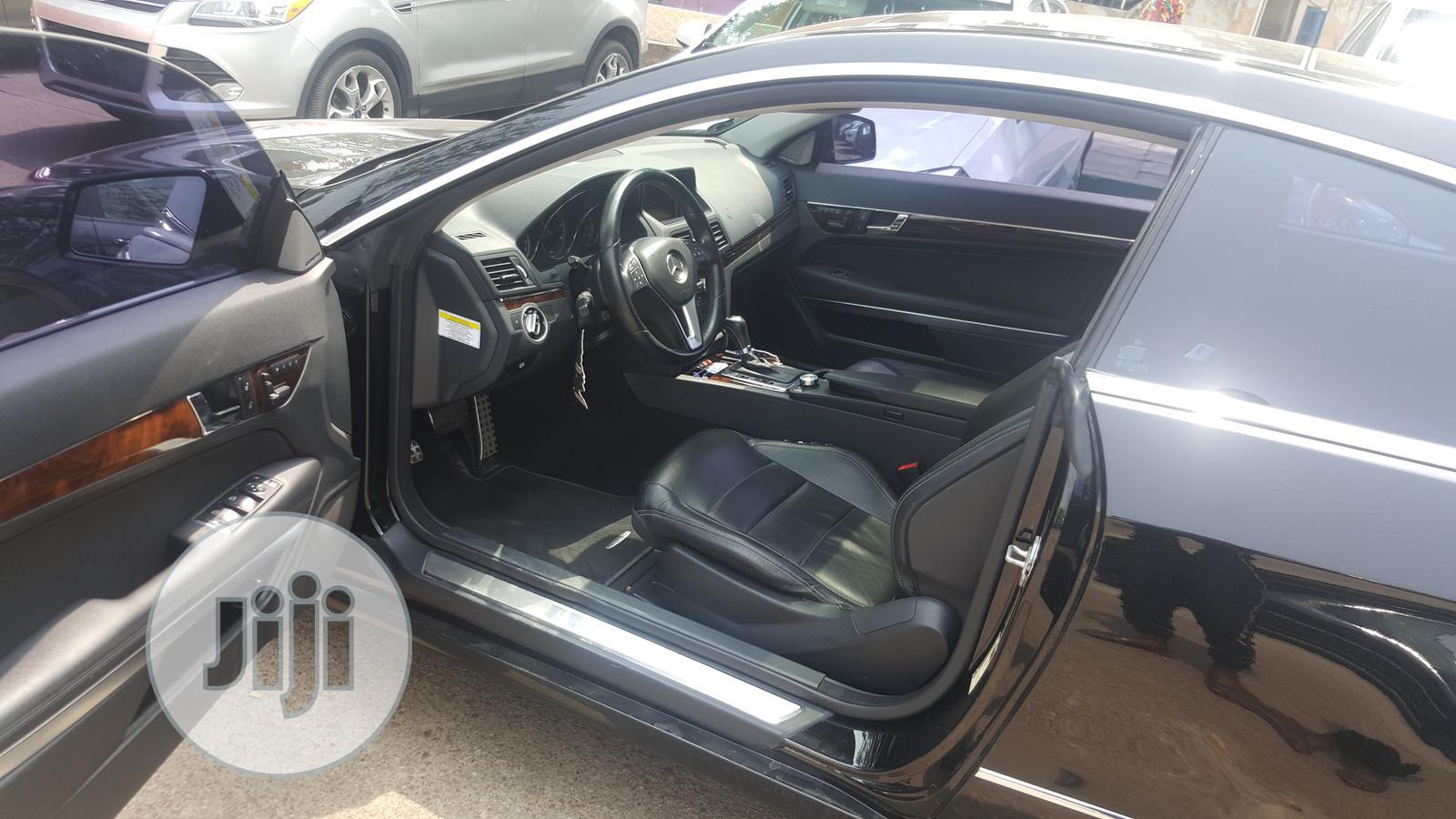 Mercedes-Benz E350 2013 Black   Cars for sale in Ikoyi, Lagos State, Nigeria