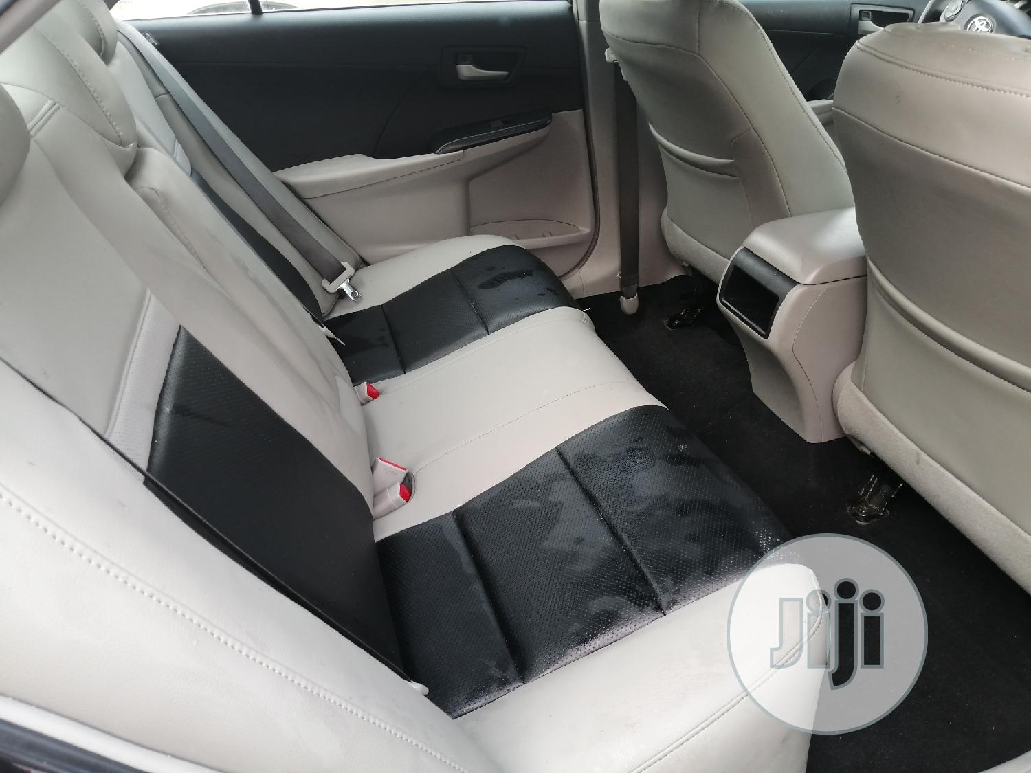Toyota Camry 2013 Purple | Cars for sale in Apapa, Lagos State, Nigeria