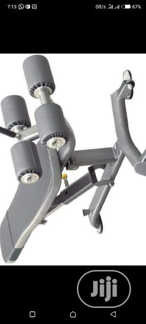 Fully Commercial Sit-Up Bench | Sports Equipment for sale in Lagos State, Victoria Island
