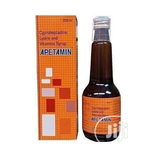 Apetamin Weight Gain Syrup 200ml