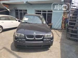 BMW X3 2005 Black   Cars for sale in Lagos State, Lekki