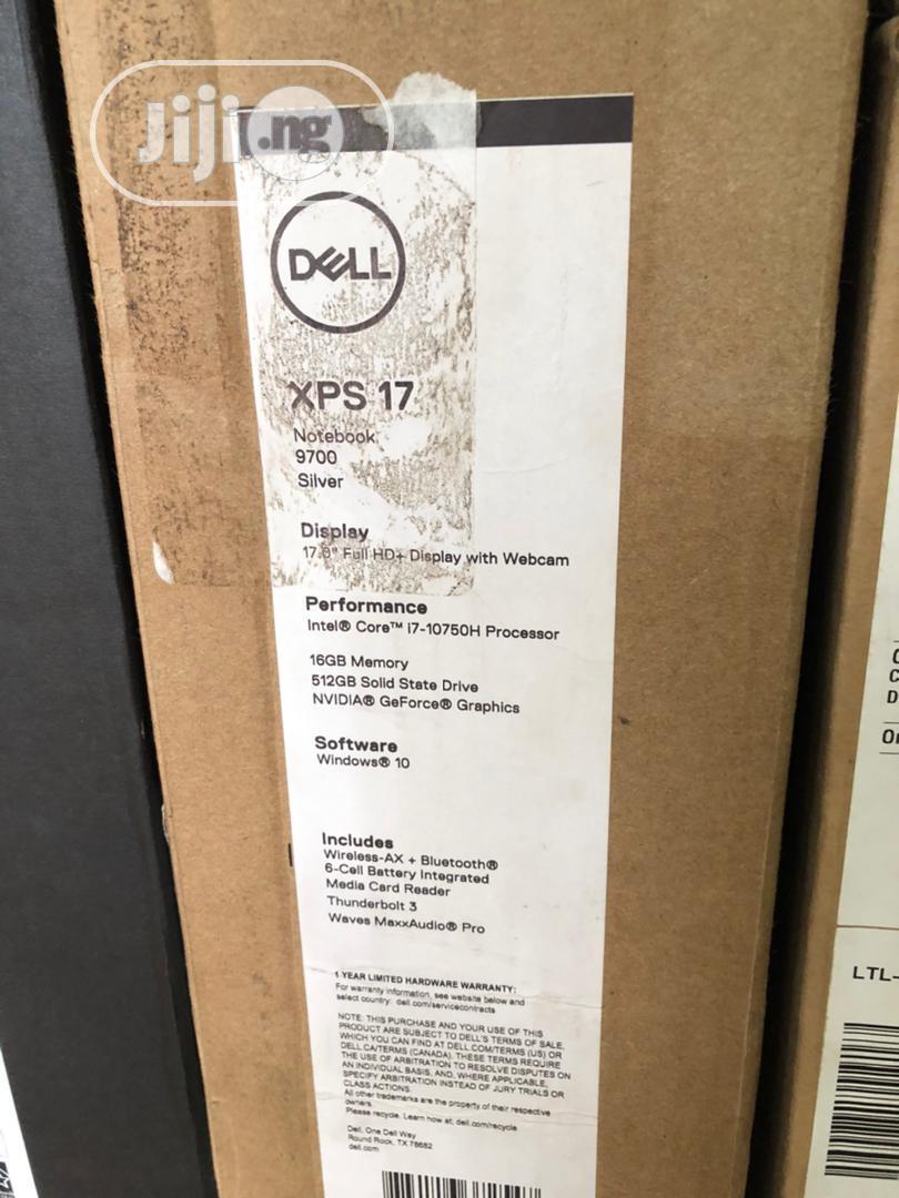 New Laptop Dell XPS 17 L701X 16GB Intel Core I7 SSD 512GB