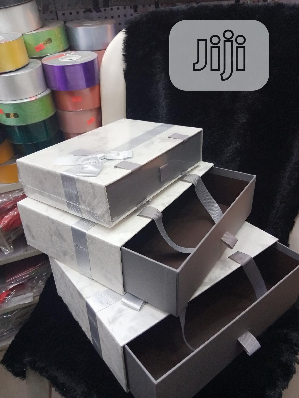 Gift Box With Bag