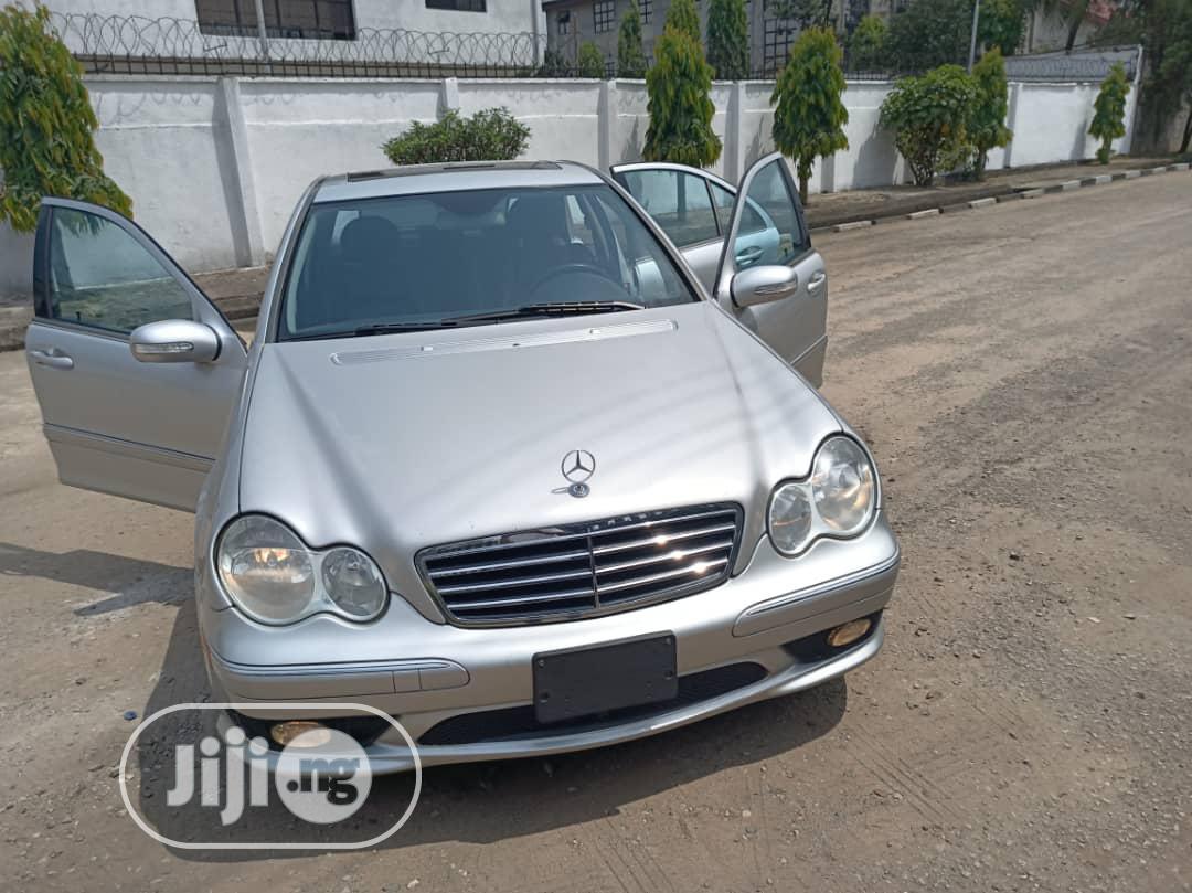 Archive: Mercedes-Benz C230 2005 Silver