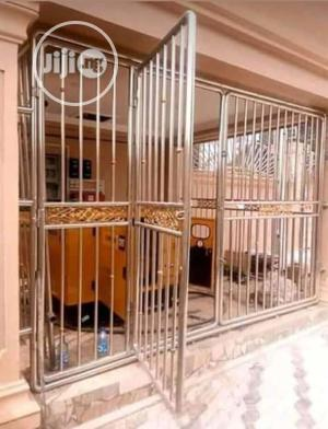 Stainless Gate and Burglary   Building & Trades Services for sale in Abuja (FCT) State, Kubwa