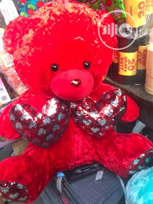 Red Teddy Bear | Toys for sale in Lagos State, Amuwo-Odofin