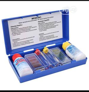 Chlorine, Hydrogen Test Kits And Strips | Medical Supplies & Equipment for sale in Lagos State, Ikeja