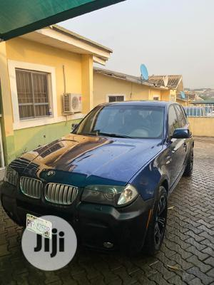 BMW X3 2006 2.5i Blue   Cars for sale in Lagos State, Ojo
