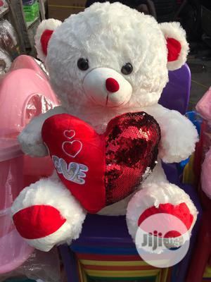 Love Cream Teddy Bear | Toys for sale in Lagos State, Amuwo-Odofin