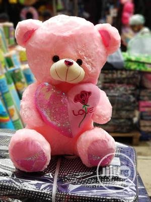 Pink Teddy Bear | Toys for sale in Lagos State, Amuwo-Odofin