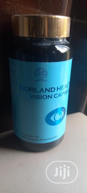Herbal Remedies to Improve Eyesight With Norland Vision Caps   Vitamins & Supplements for sale in Lagos State, Amuwo-Odofin