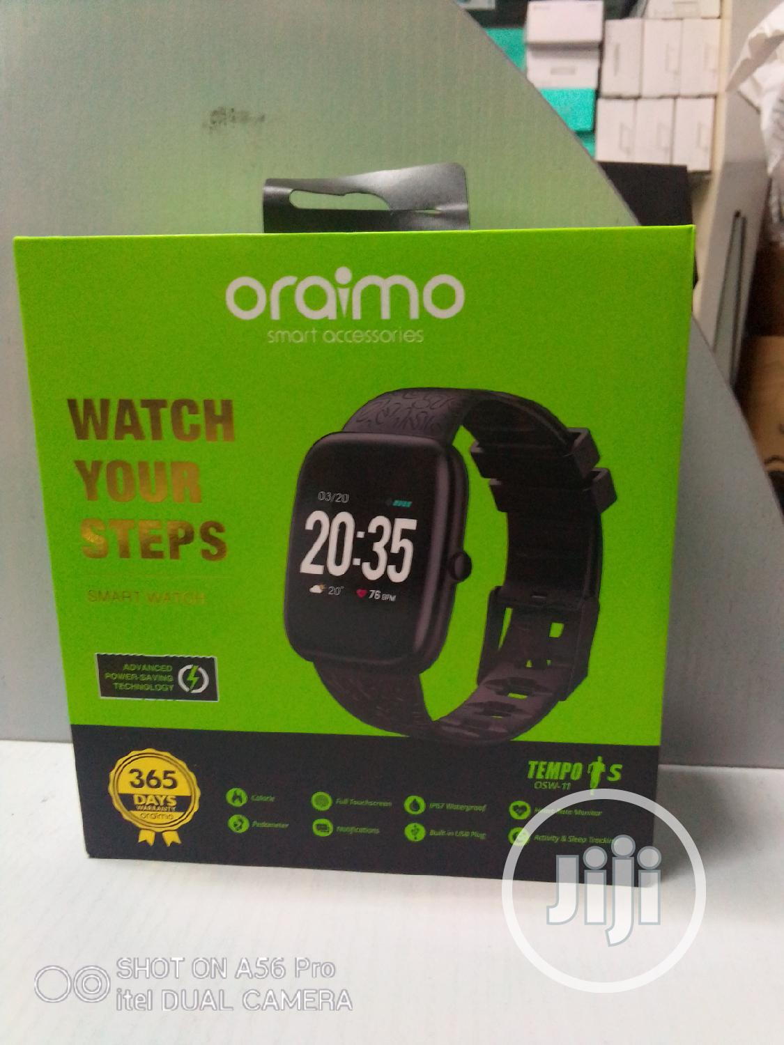 Oraimo Osw-11 Smart Watch