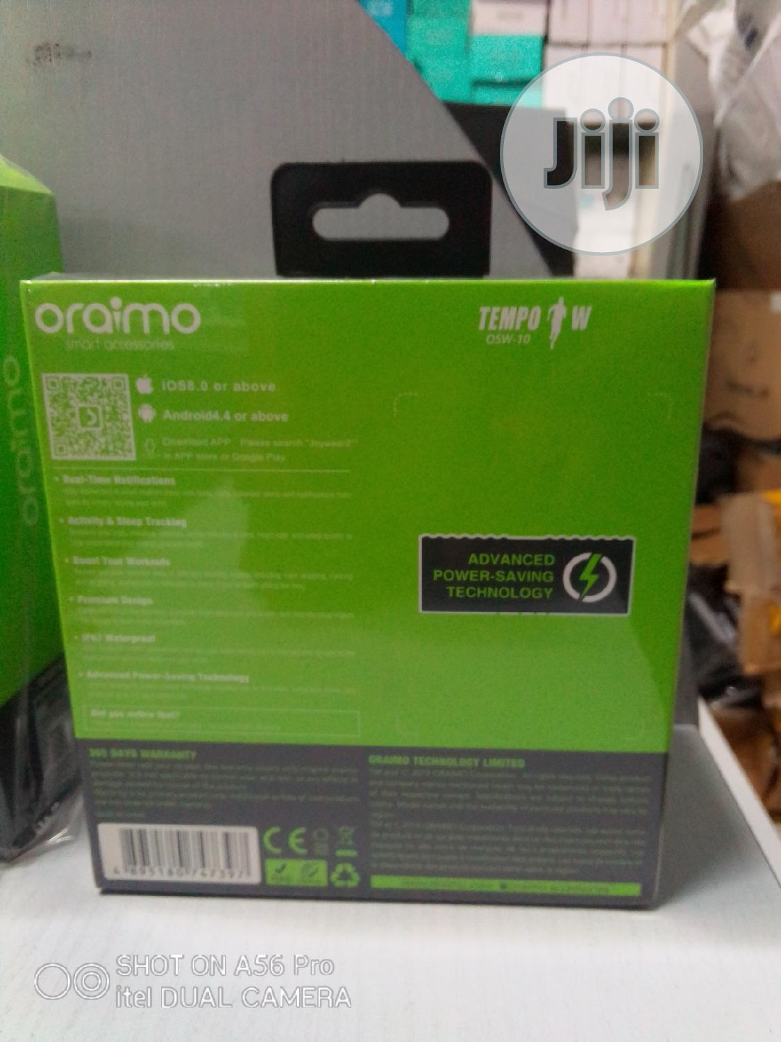 Oraimo Smart Watch OSW-10 | Smart Watches & Trackers for sale in Port-Harcourt, Rivers State, Nigeria
