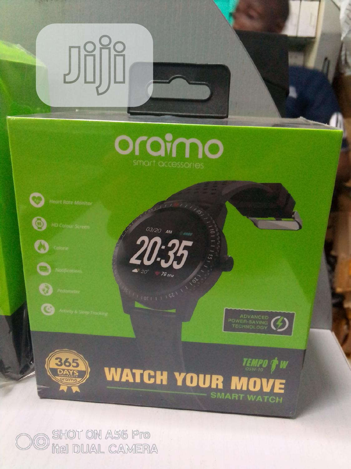 Oraimo Smart Watch OSW-10