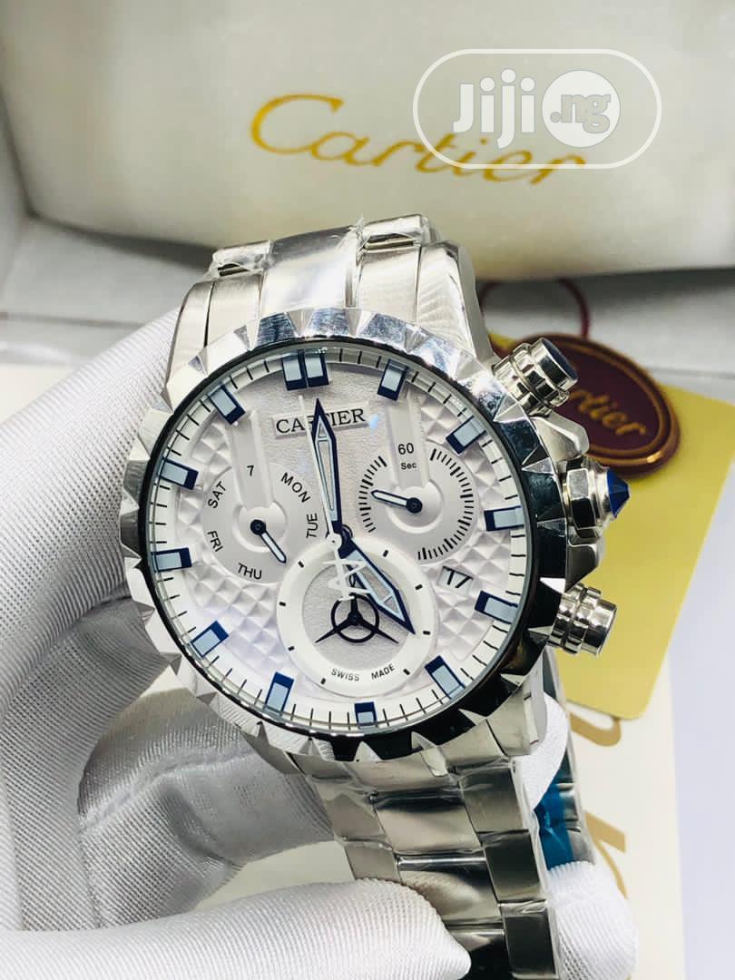 Quality Cartier Wrist Watch
