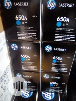 HP 650A Toner Cartridge | Accessories & Supplies for Electronics for sale in Lagos State, Apapa