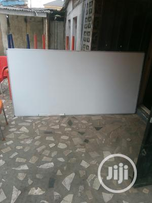 White Marker Board 4x8   Stationery for sale in Lagos State, Ikeja