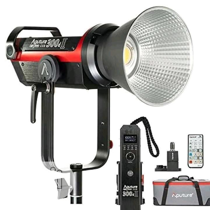 Aputurr COB 300D Video Light