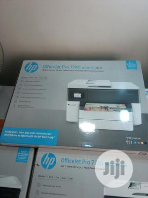 Hp Printer Officejet 7740 Wide Format | Printers & Scanners for sale in Lagos State, Ikeja
