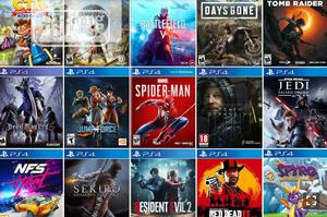 Install Latest Ps4 Games on Version 7.55 and Below   Video Games for sale in Abuja (FCT) State, Wuse