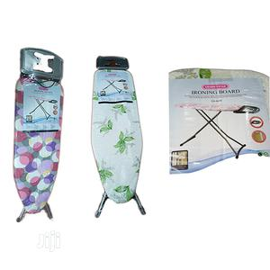 Ironing Board With Electrical Plug - Multicolored | Home Accessories for sale in Lagos State, Ikeja