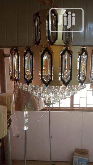 Italian Single Step Crystal Chanderie Fittings   Home Accessories for sale in Lagos State, Lekki