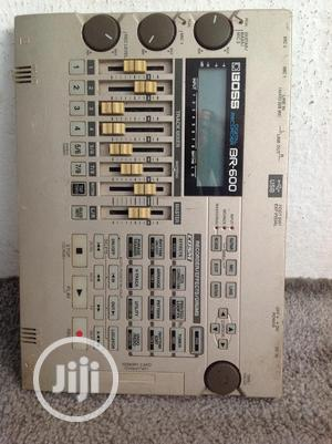 BOSS BR-600 8-Track Portable Digital Recorder  | Audio & Music Equipment for sale in Lagos State, Ikeja