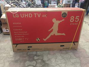 LG 85 Inches Smart Web OS Television | TV & DVD Equipment for sale in Lagos State, Ojo