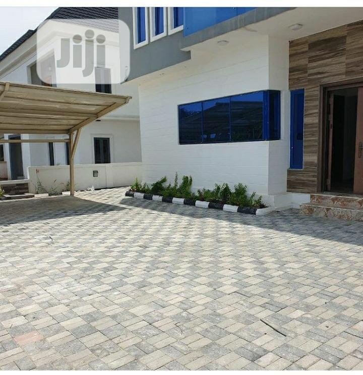 Archive: 5 Bedroom Detached Duplex With BQ Ikota Lekki for Sale