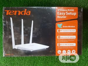 Tenda Wireless Router | Networking Products for sale in Abuja (FCT) State, Wuse