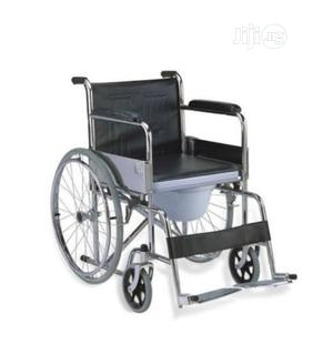Commode Wheelchair | Medical Supplies & Equipment for sale in Lagos State, Isolo