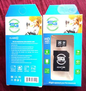 32GB Memory Cards, Brand New,Class 10, Quality You Can Trust   Accessories for Mobile Phones & Tablets for sale in Rivers State, Port-Harcourt