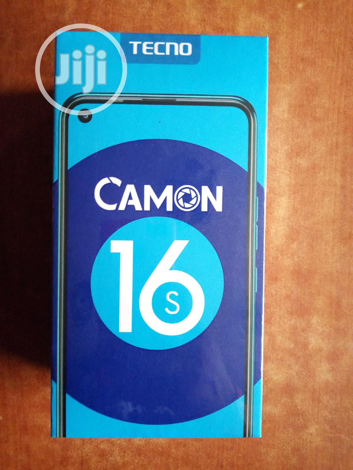 Archive: New Tecno Camon i 32 GB Black