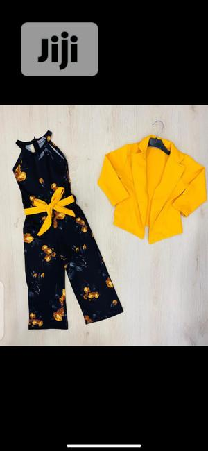 Girl Jumpsuit | Children's Clothing for sale in Delta State, Warri