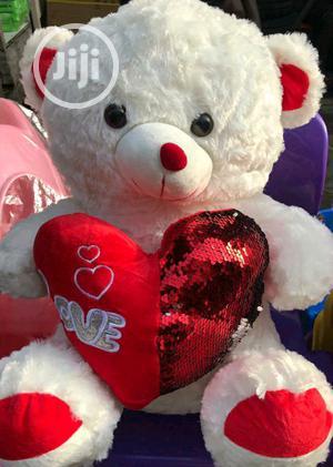 Creamy Love Teddy Bear | Toys for sale in Lagos State, Amuwo-Odofin