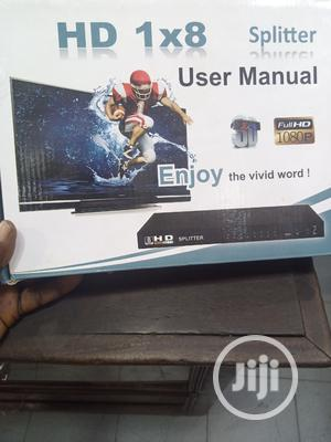 8 Port HDMI Splitter | Computer Accessories  for sale in Lagos State, Ikeja