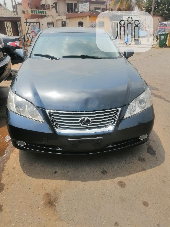 Lexus ES 2010 350 Blue