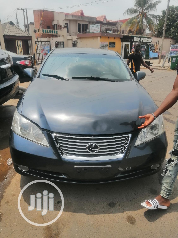 Lexus ES 2010 350 Blue | Cars for sale in Ojodu, Lagos State, Nigeria