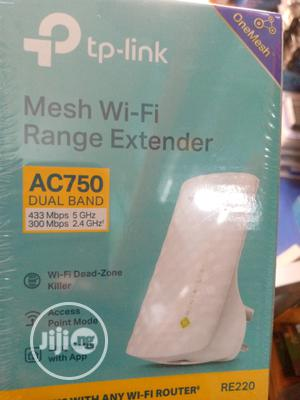 Tp-Link Mesh Wi-Fi Range Extender Ac750 | Networking Products for sale in Lagos State, Ikeja