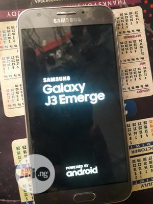 Samsung Galaxy J3 Emerge 16 GB Black | Mobile Phones for sale in Lagos State, Ipaja