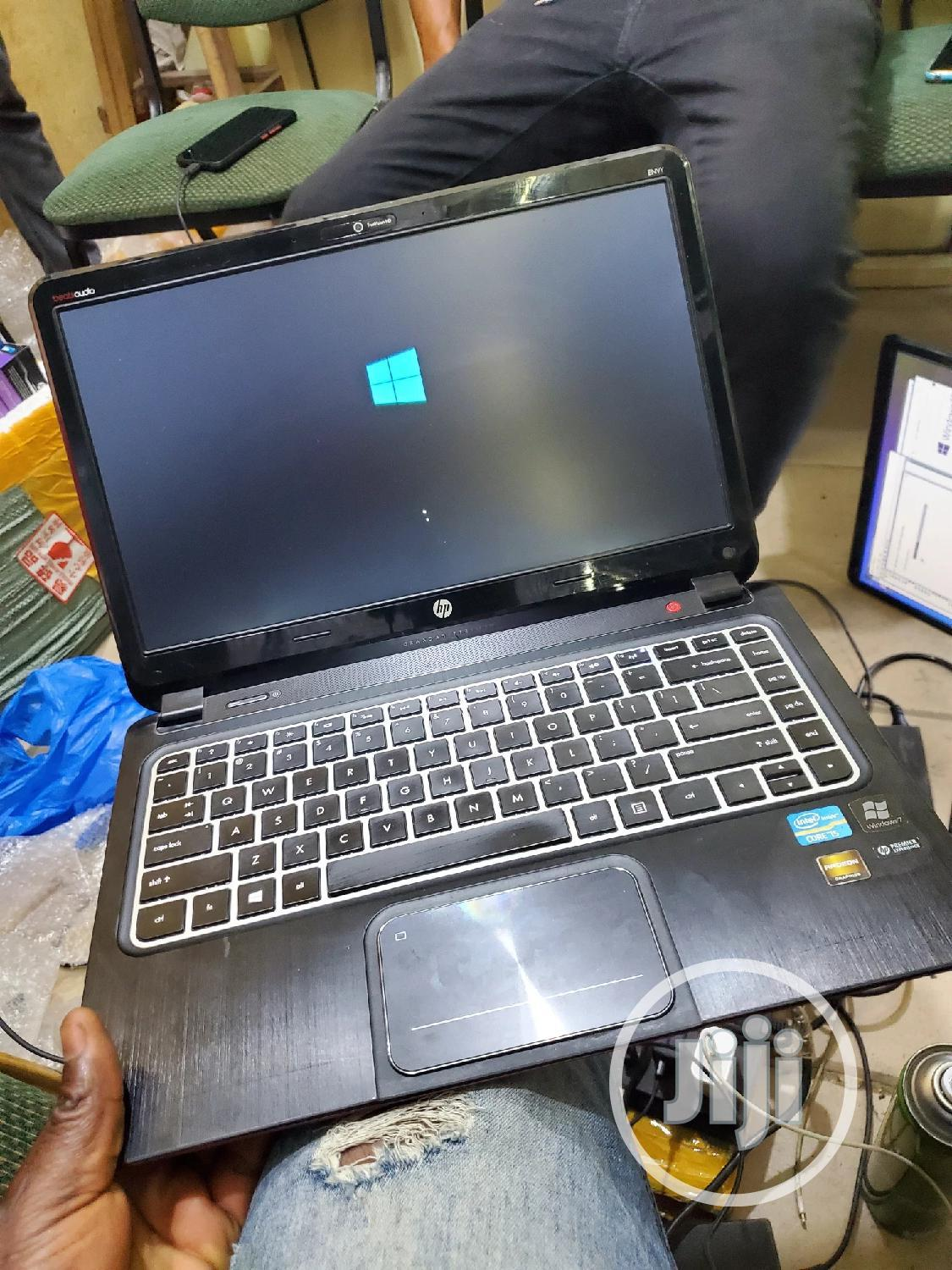 Laptop HP Envy Ultrabook 4 4GB Intel Core I5 HDD 500GB