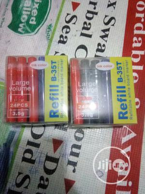 White Board Marker Refill   Stationery for sale in Lagos State, Ikeja